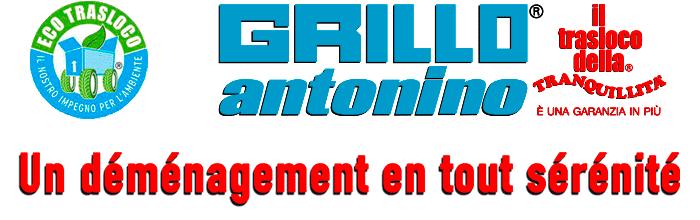 Grillo Antonino Déménagements internationaux